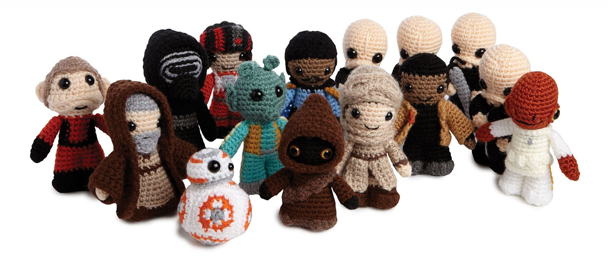 Star Wars Even More Crochet Pack